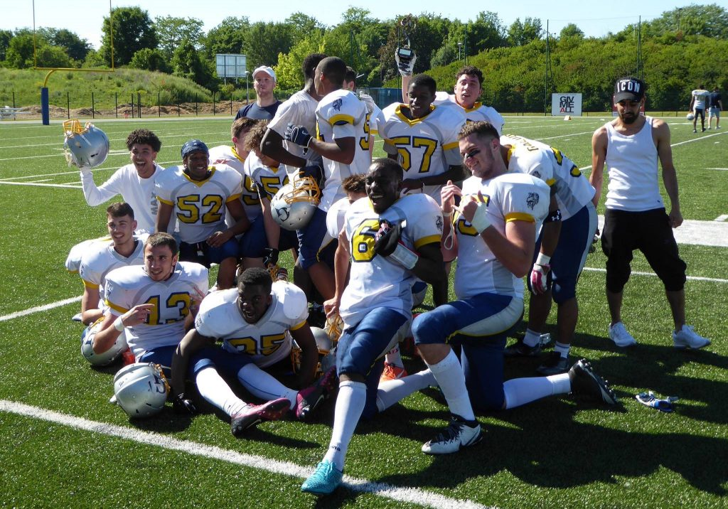 U19 Champions !
